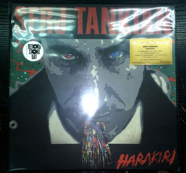 SERJ TANKIAN_Harikiri