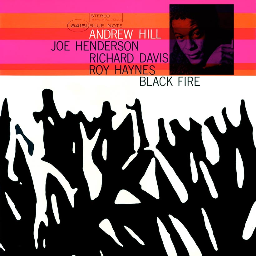 ANDREW HILL_Black Fire _Blue Note Tone Poet Series_