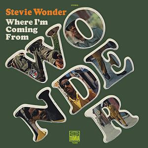 STEVIE WONDER_Where Im Coming From