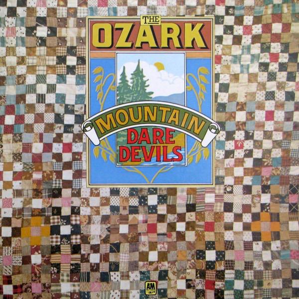 THE OZARK MOUNTAIN DAREDEVILS_The Ozark Mountain Daredevils