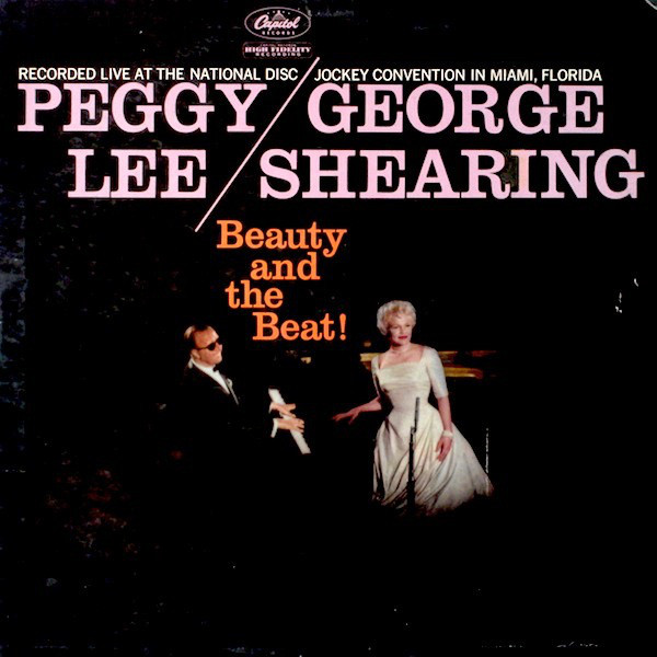 PEGGY LEE_Beauty And The Beat!