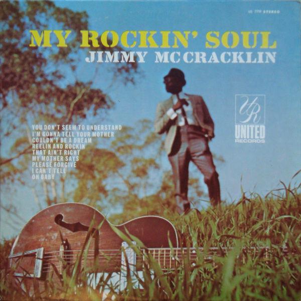 JIMMY MCCRACKLIN_My Rockin Soul