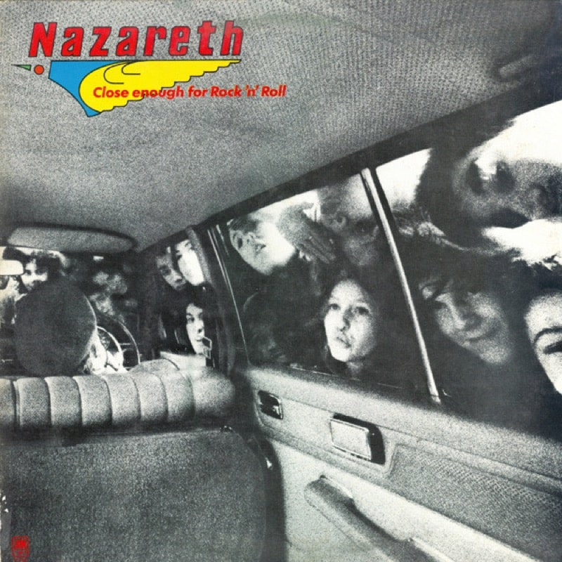 NAZARETH_Close Enough For Rock N Roll