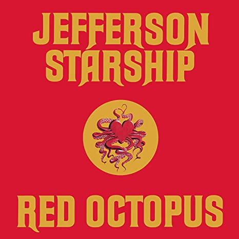 JEFFERSON STARSHIP_Red Octopus (w/printed inner sleeve)