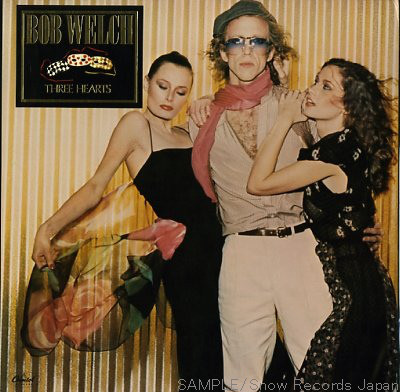 BOB WELCH_Three Hearts
