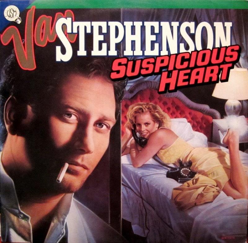 VAN STEPHENSON_Suspicious Heart