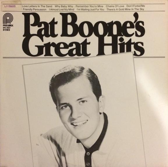 PAT BOONE_Great Hits