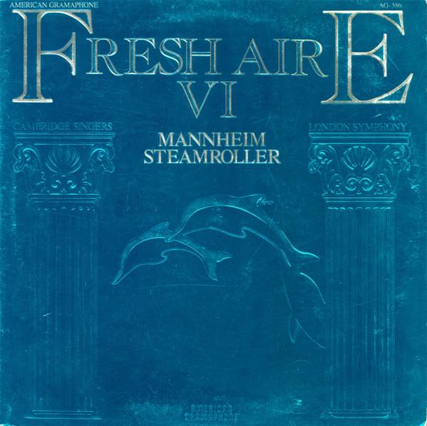 MANNHEIM STEAMROLLER_Fresh Aire Vi