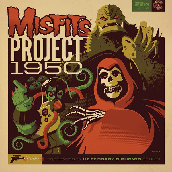 MISFITS_Project 1950 (Expanded Edition) (180g Vinyl Record)