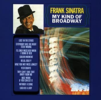 FRANK SINATRA_My Kind Of Broadway