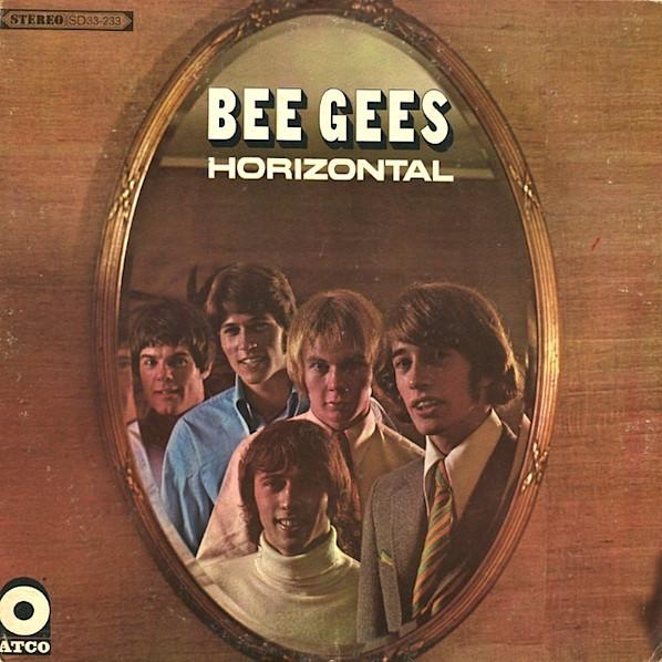 BEE GEES_Horizontal _1968 Mono_