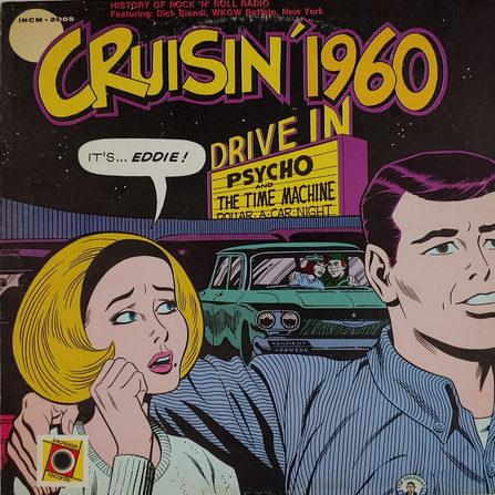 VARIOUS ARTISTS_Cruisin 1960