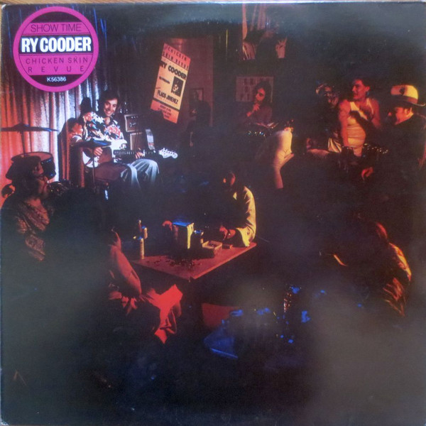 RY COODER_Show Time