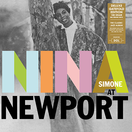 NINA SIMONE_Live At Newport