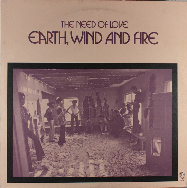 WIND EARTH_The Need Of Love