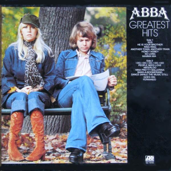 ABBA_Greatest Hits Gatefold