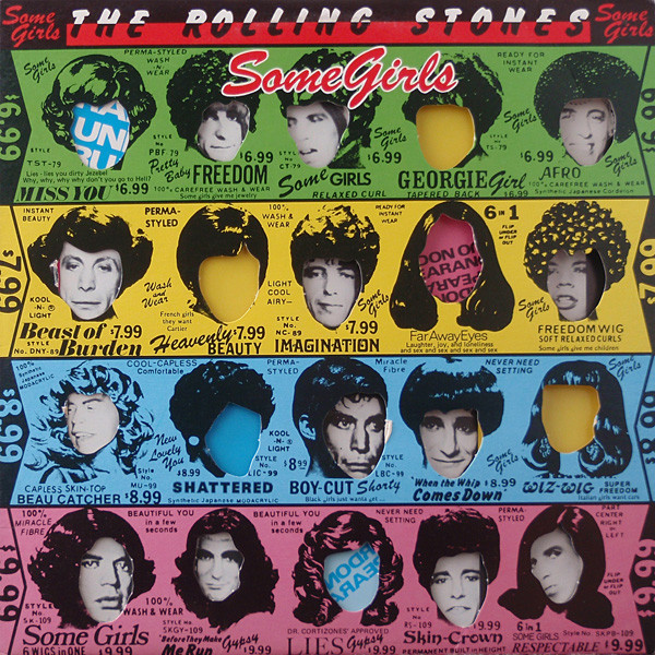 THE ROLLING STONES_Some Girls