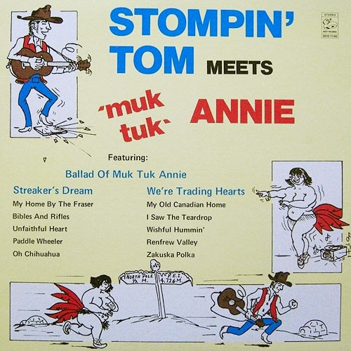 STOMPIN CONNORS_Tom Meets...