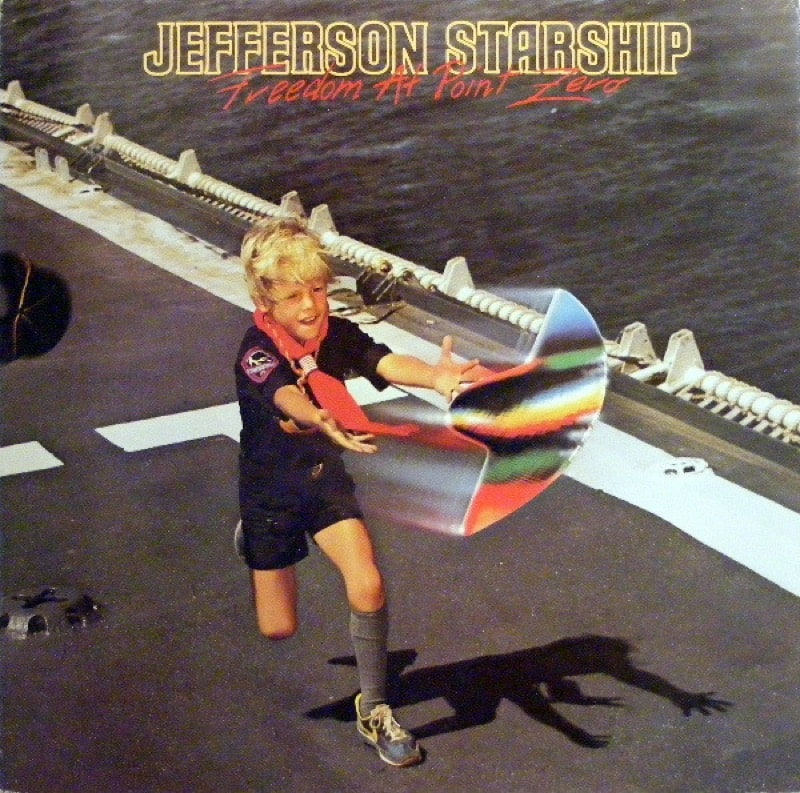 JEFFERSON STARSHIP_Freedom At Point Zero