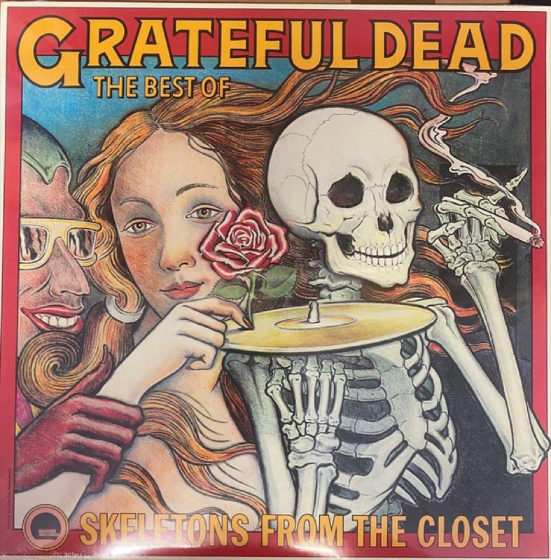 GRATEFUL DEAD_Skeletons From The Closet: The Best Of