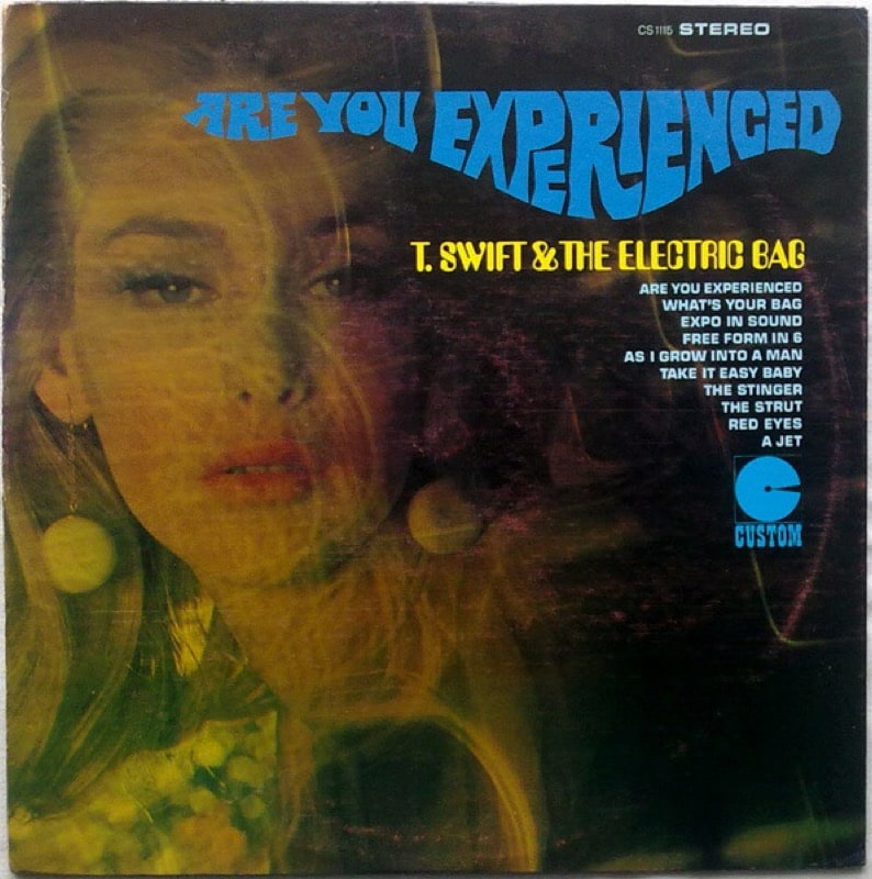 T. SWIFT AND THE ELECTRIC BAG  _Are You Experienced