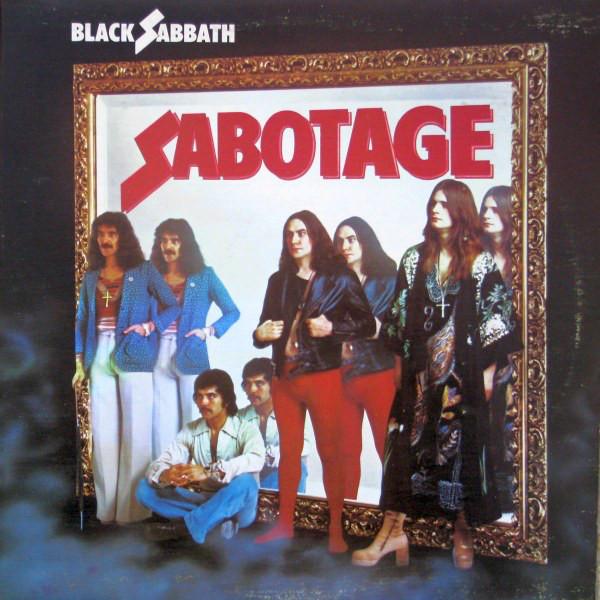 BLACK SABBATH_Sabotage