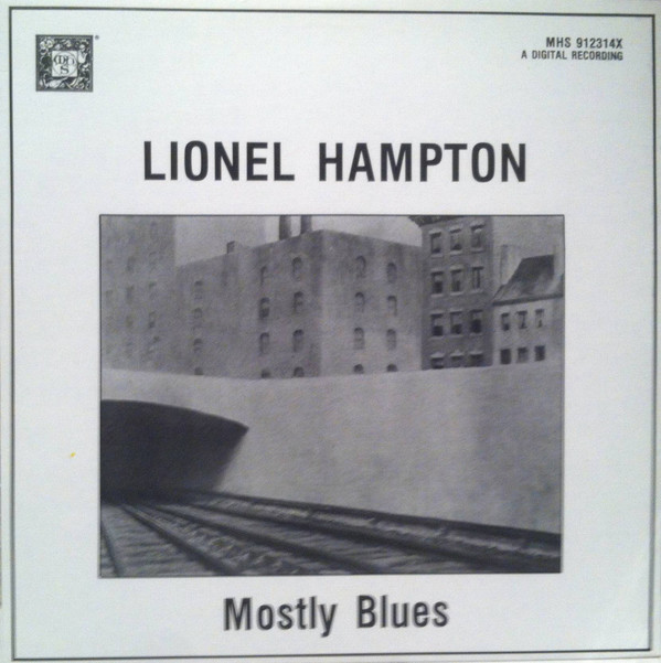 LIONEL HAMPTON_Mostly Blues