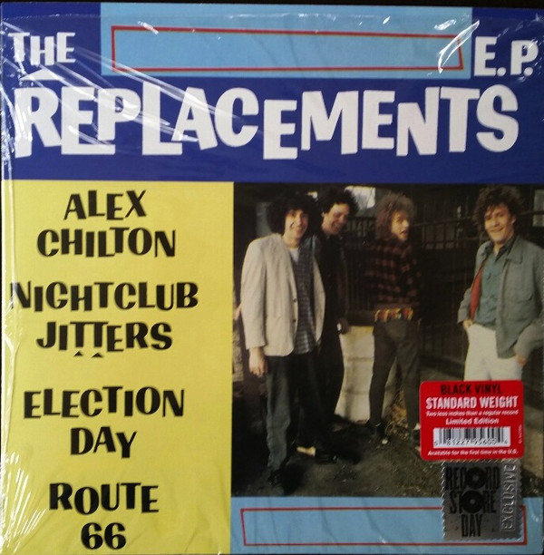 THE REPLACEMENTS_The Replacements E.p. Rsd Limited Edition