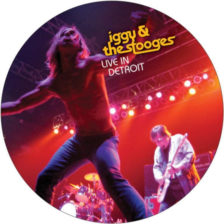 IGGY AND THE STOOGES_Live In Detroit