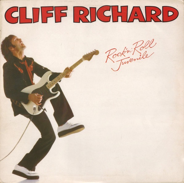 CLIFF RICHARD_Rock'n'roll Juvenile<br>