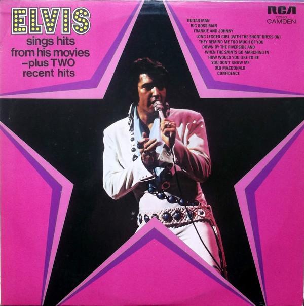 ELVIS PRESLEY_Elvis Sings Hits From His Movies