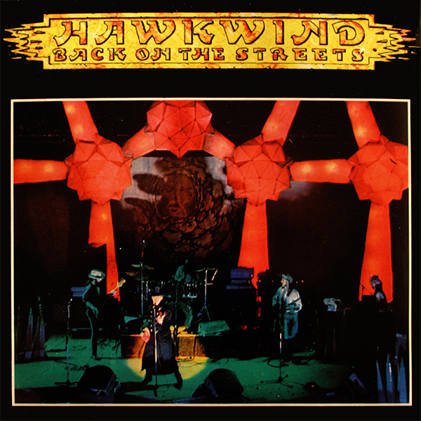HAWKWIND_Back On The Streets
