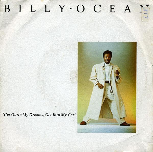 BILLY OCEAN_Get Outta My Dreams