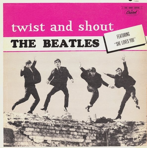 THE BEATLES_Twist And Shout