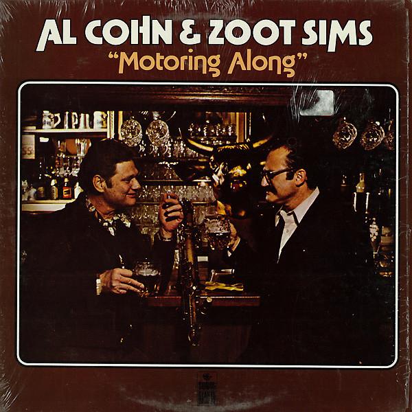 AL COHN AND ZOOT SIMS_Motoring Along