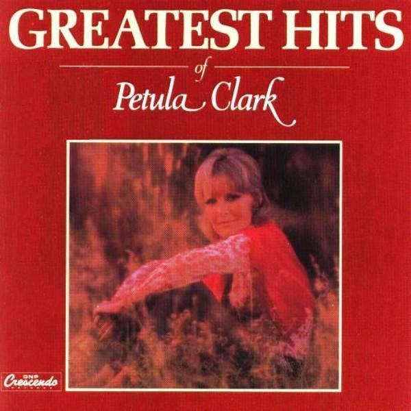 PETULA CLARK_Greatest Hits Of Petula Clark