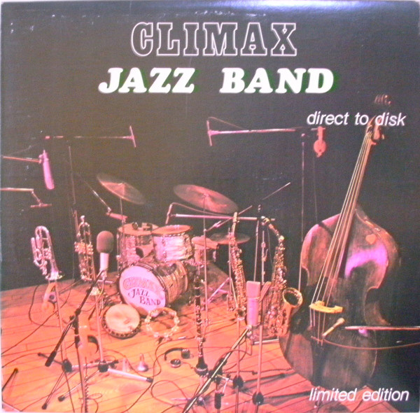 CLIMAX JAZZ BAND_Direct To Disk