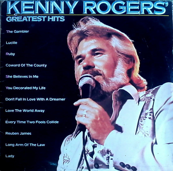 KENNY ROGERS_Kenny Rogers' Greatest Hits