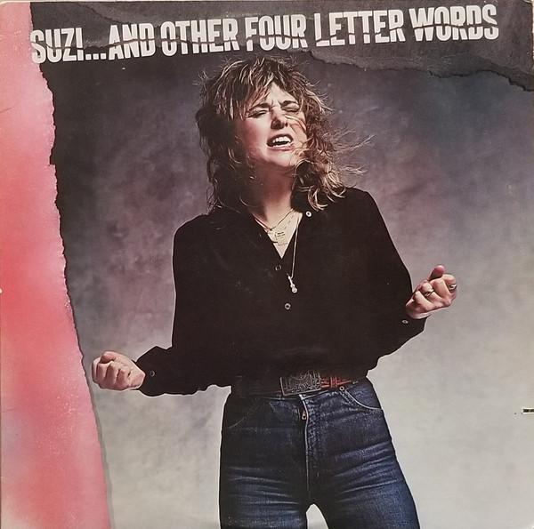 SUZI QUATRO_Suzi... And Other Four Letter Words