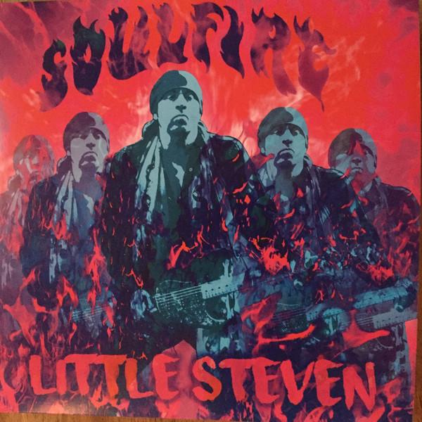 LITTLE STEVEN_Soulfire