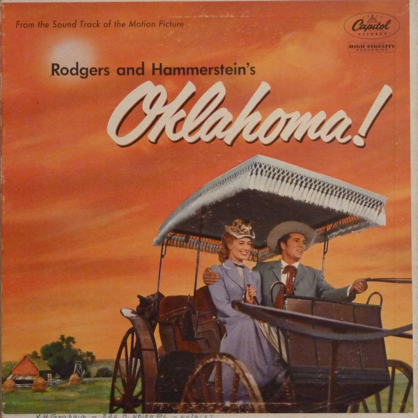 RODGERS AND HAMMERSTEIN_Oklahoma!