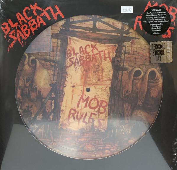 BLACK SABBATH_Mob Rules