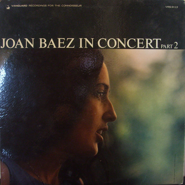 JOAN BAEZ_In Concert Part 2