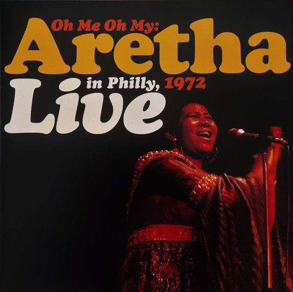 ARETHA FRANKLIN_Oh Me Oh My