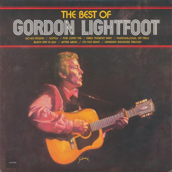 GORDON LIGHTFOOT_The Best Of Gordon Lightfoot