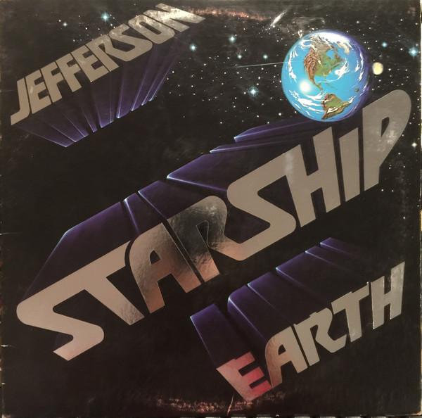 JEFFERSON STARSHIP_Earth