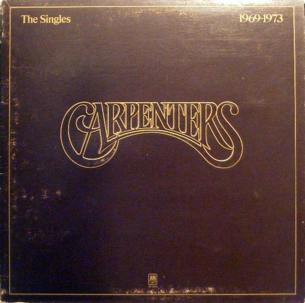 CARPENTERS_The Singles 1969