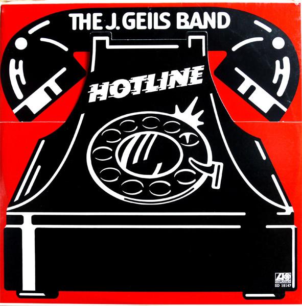 J. GEILS BAND_Hotline