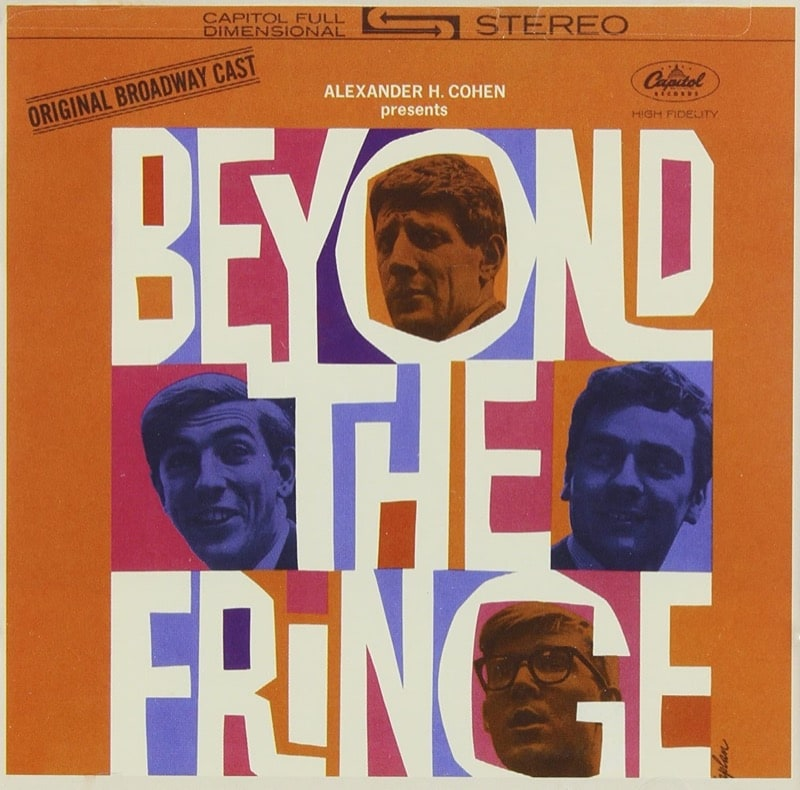ALEXANDER COHEN_Beyond The Fringe 64 - Original Broadway Cast - Volume 2