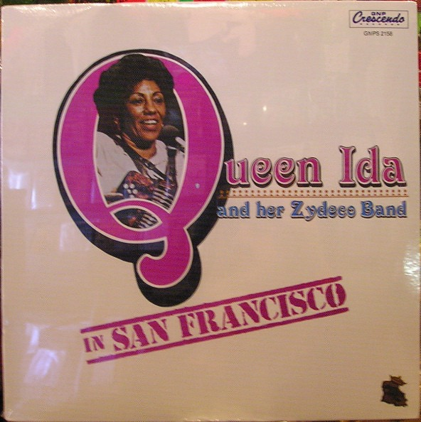 QUEEN IDA AND HER ZYDECO BAND_In San Francisco
